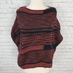 Sarah Pacini Sweater Wool Alpaca One Size OS
